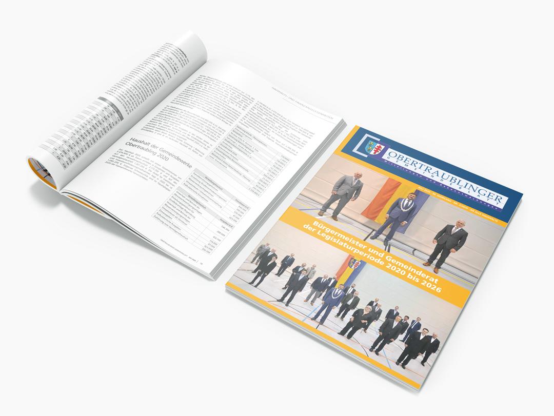 Gemeindezeitung für Obertraubling von Renoarde