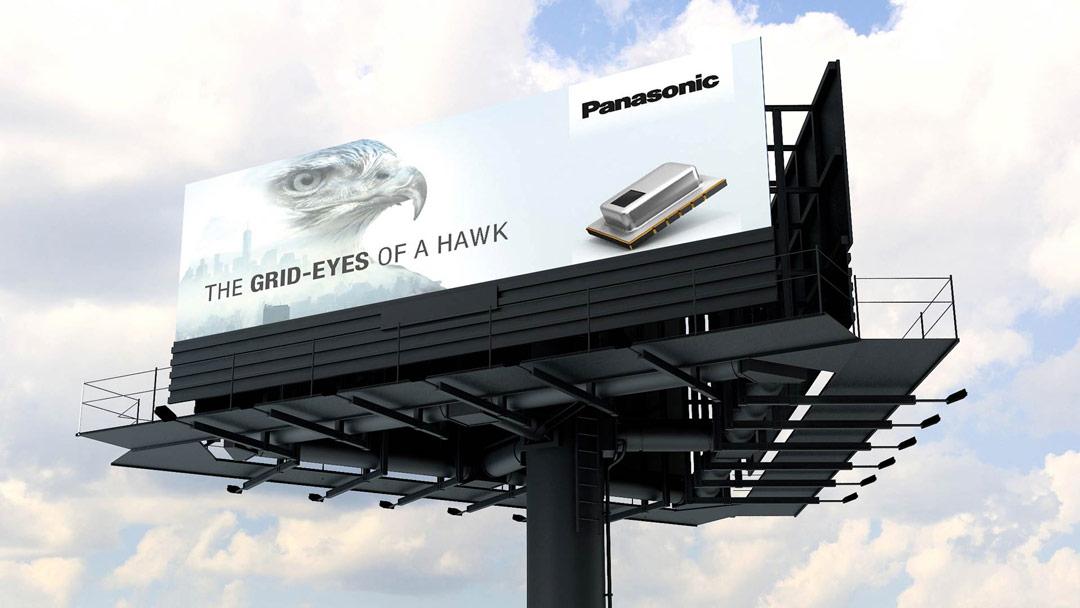 Renoarde Panasonic Grid Eye 01