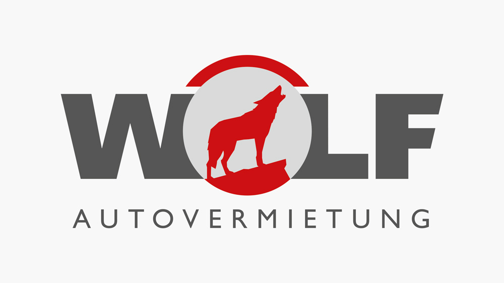 Logo für Autovermietung Wolf von Renoarde