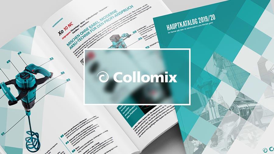 Renoarde Regensburg | Werbeagentur für Collomix GmbH