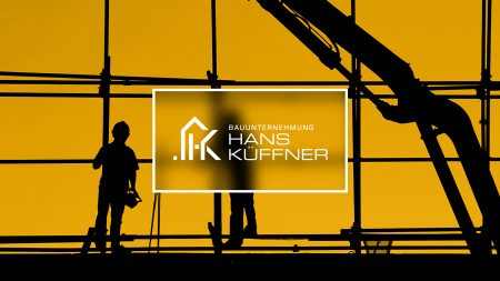 Werbeagentur Regensburg Hans Küffner Baugeschäft Kallmünz Logo Von Renoarde Werbeagentur Regensburg