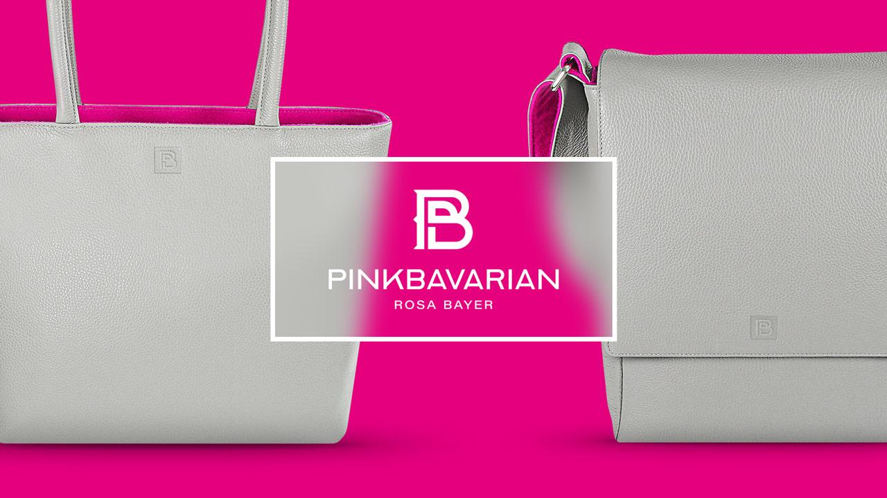 Pinkbavarian Rosa Bayer Taschenlabel Marketing Renoarde Werbeagentur Regensburg